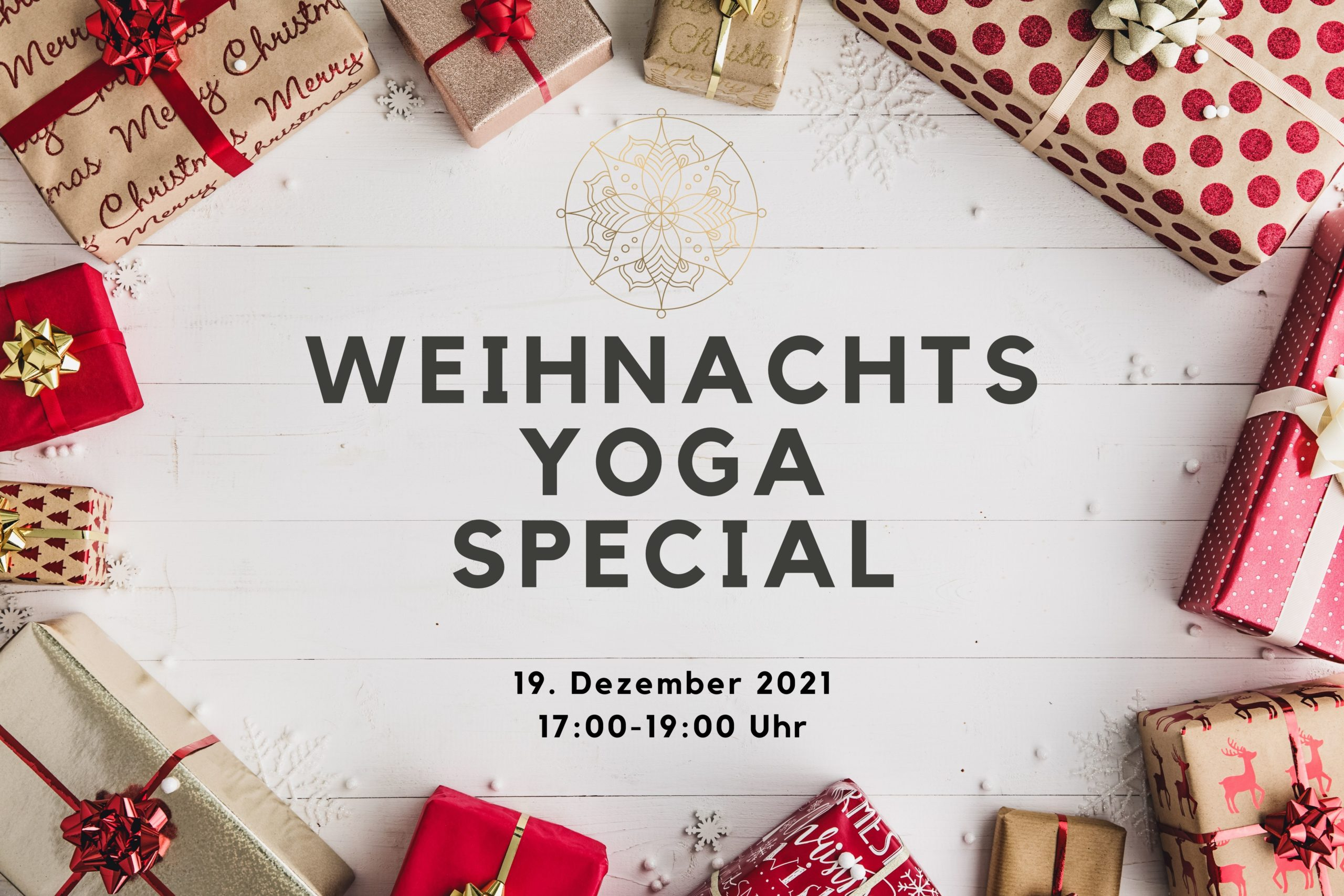 Christmas Special, Golden Yogaloft