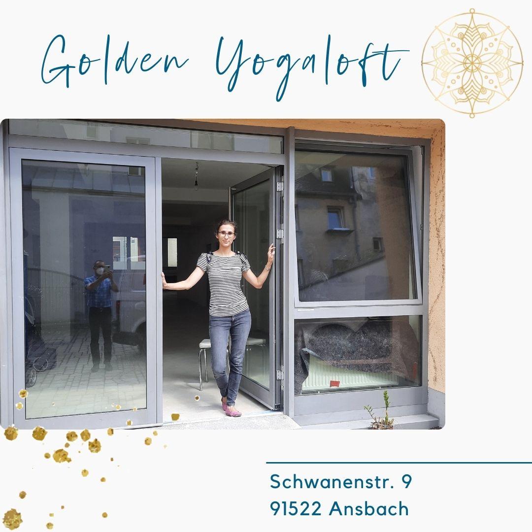 Golden Yogaloft, Schwanenstr. 9, 91522 Ansbach