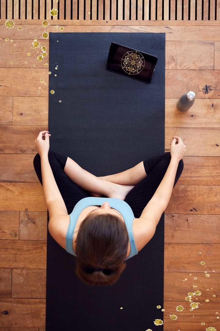 Online Yoga in Ansbach Golden Yogaloft
